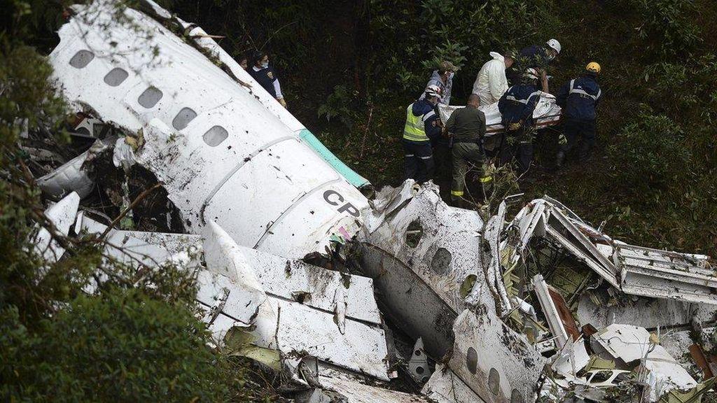 Izin Maskapai yang Pesawatnya Jatuh di Kolombia Dibekukan
