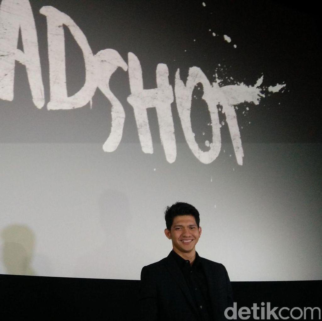 Harapan Iko Uwais dan Chelsea Islan untuk Film Headshot