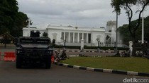 Kawasan Ring 1 Istana Negara Disterilisasi hingga Radius 500 Meter