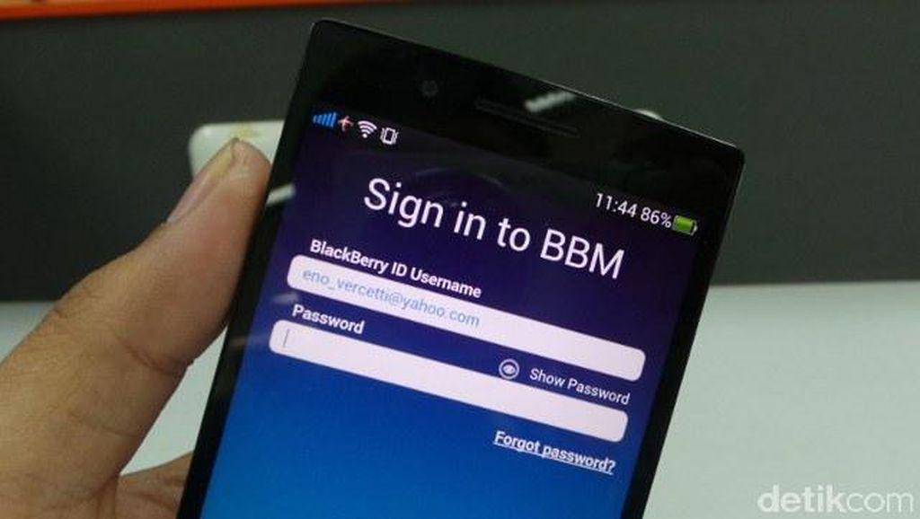 Gaet Bukalapak, BBM Ikut Cicipi Bisnis e-Commerce