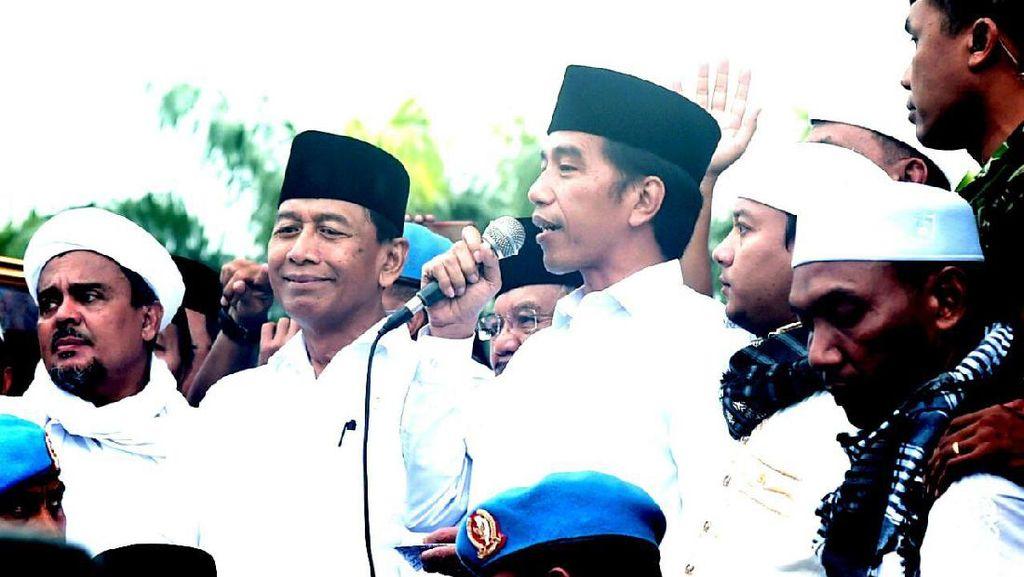 Apresiasi Sikap Jokowi Temui Massa Aksi 2 Desember, Golkar: Ini Jarang Terjadi