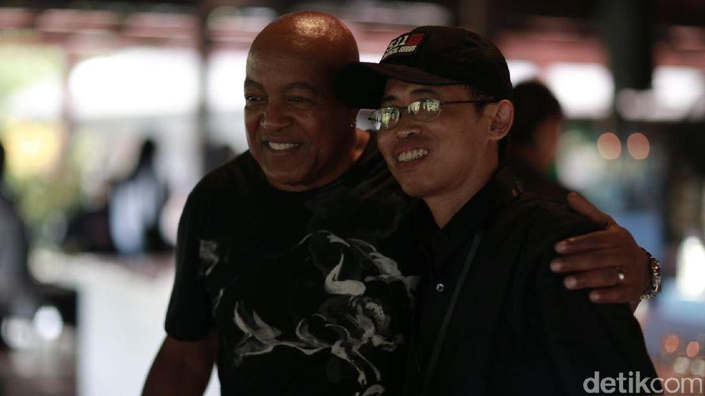 Peabo Bryson Sebut Yogyakarta Sebagai Rumah Kedua