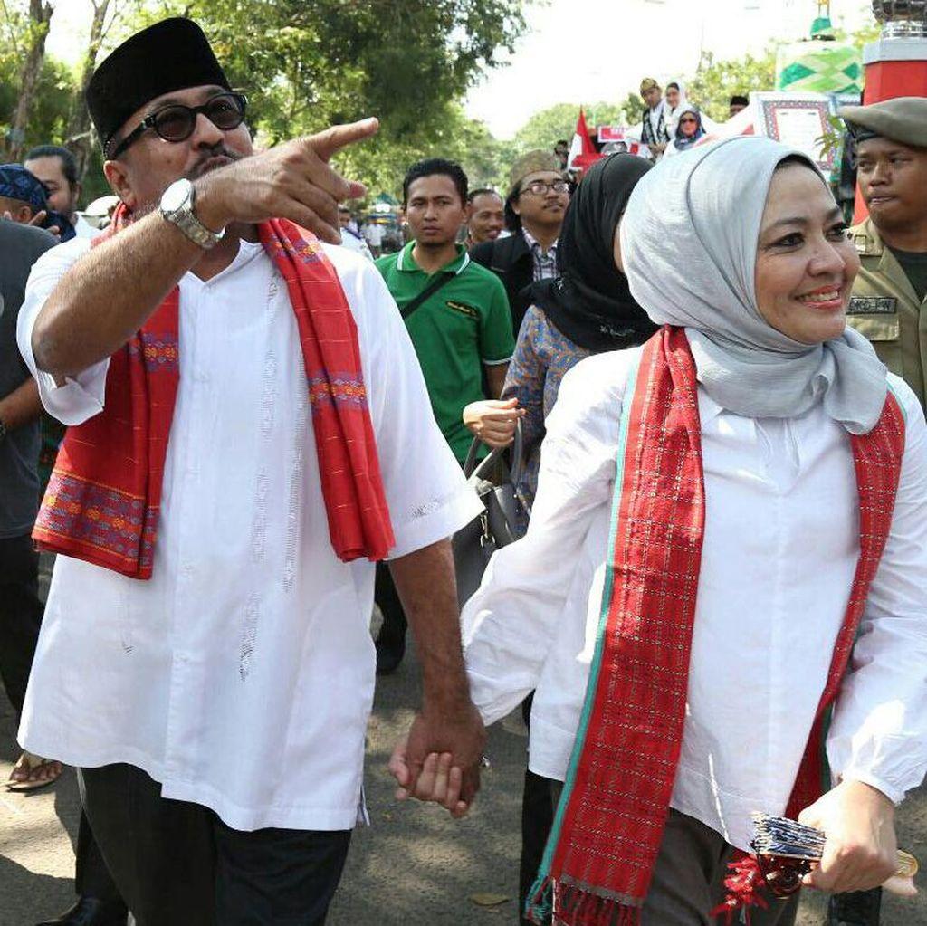 Rano Karno Janjikan APBD Banten Meningkat Jadi Rp 20 T