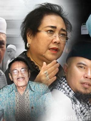 Tersangka Makar: Pensiunan TNI Hingga Musisi