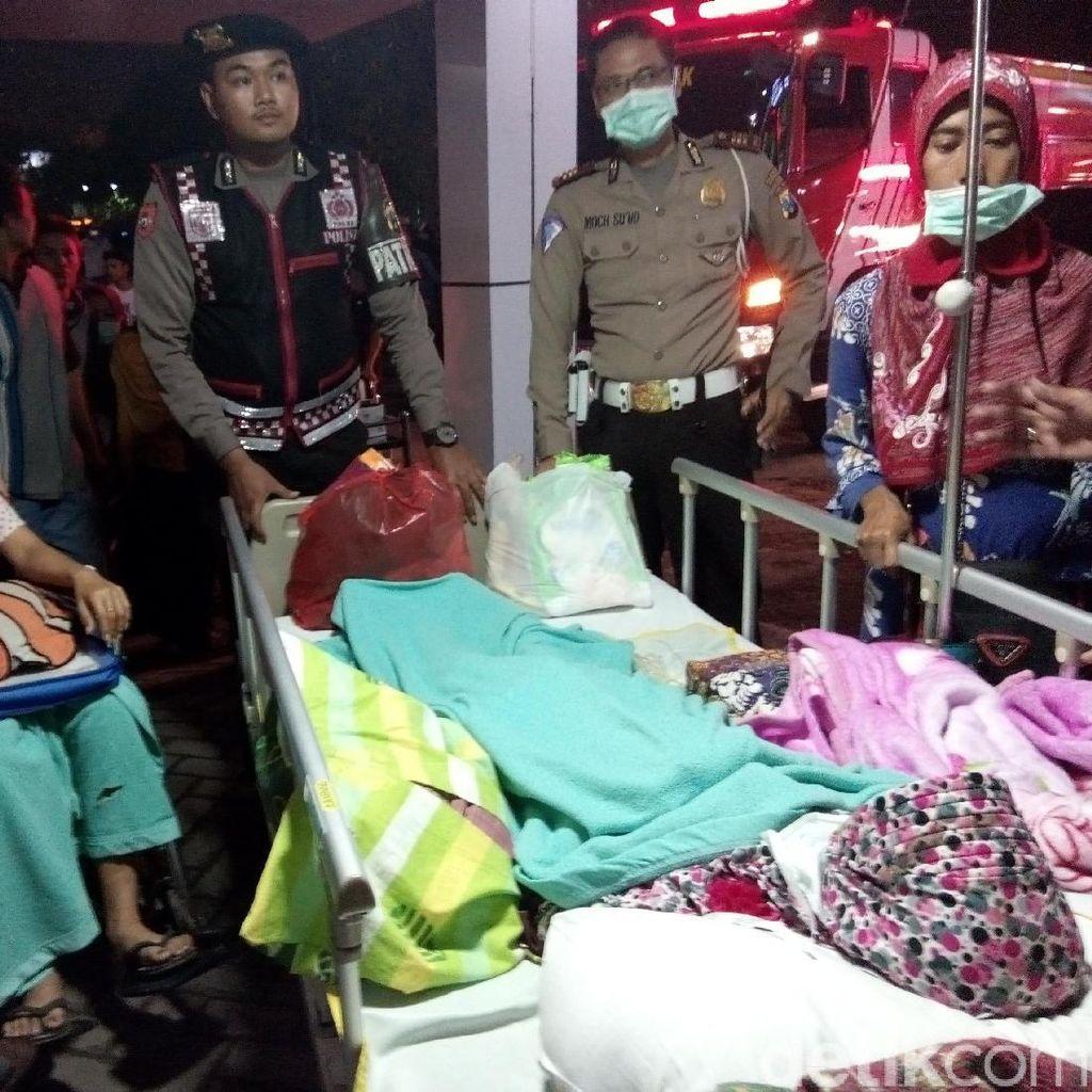 Dirut RSI Surabaya: Yang Terbakar Gudang Arsip, Evakuasi Pasien Sesuai Protap