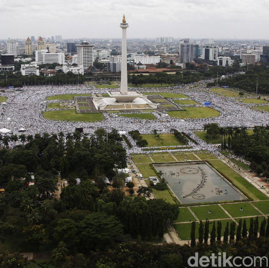 Netizen Indonesia Kasih Bukti #KitaBisaDamai