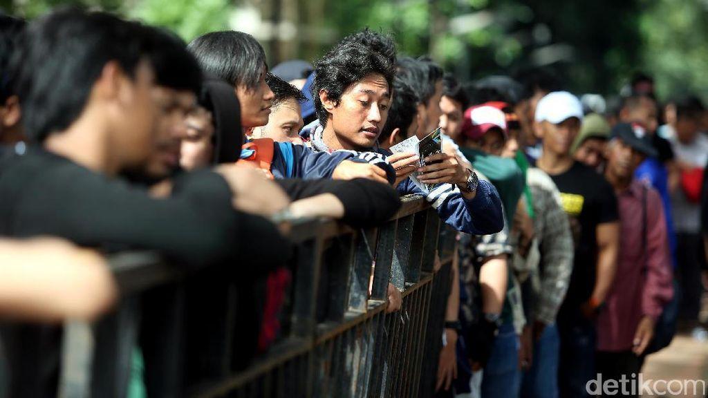 Kemenpora Minta PSSI Tuntaskan Masalah Penjualan Tiket