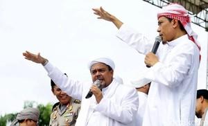 Cerita Penganiayaan Laskar FPI di Bandung Versi Habib Rizieq