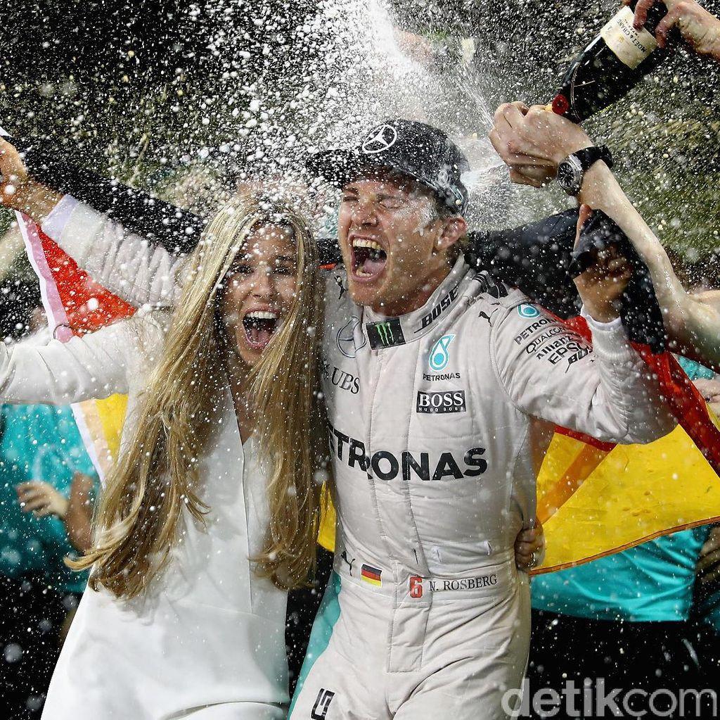 Reaksi-reaksi Pebalap F1 atas Keputusan Pensiun Rosberg