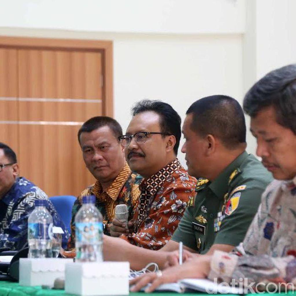 Wagub Gus Ipul Imbau Keberadaan Orang Asing Diperketat di Wilayah Jawa Timur