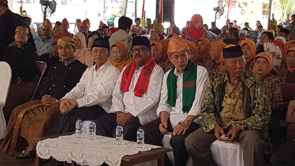 Cagub Banten Rano Karno Janjikan APBD Meningkat Rp 20 T