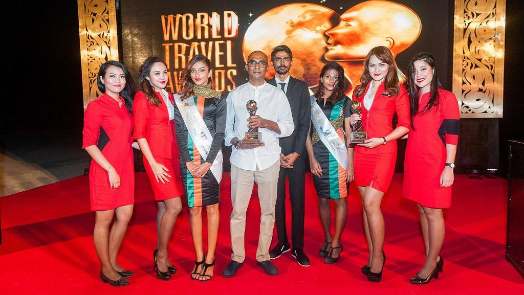 AirAsia Sabet 2 Gelar Juara di Ajang World Travel Awards 2016