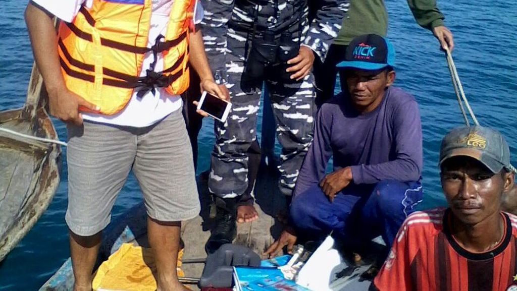 Potongan Tubuh Ditemukan dalam Pencarian Pesawat Polri yang Jatuh di Kepri