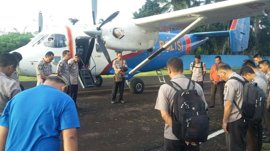 Foto-foto Kenangan Penumpang dan Kru Pesawat Polri yang Jatuh di Kepri