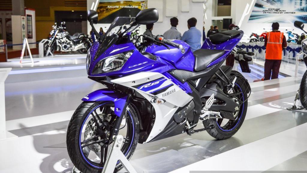 Di India Yamaha R15 Baru Gunakan Lampu AHO