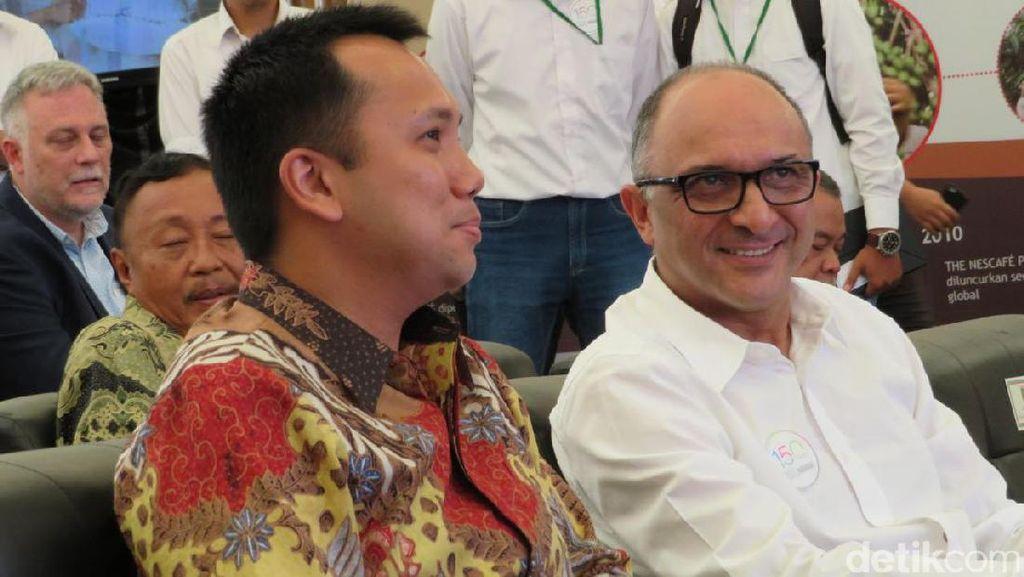 Gubernur Lampung: Perusahaan Bisa Berkembang Kalau Petani Kopi Sejahtera