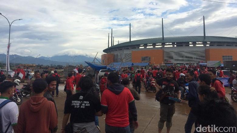 Antisipasi Kerusuhan di Luar Stadion, Persija Beri Pengamanan Ekstra