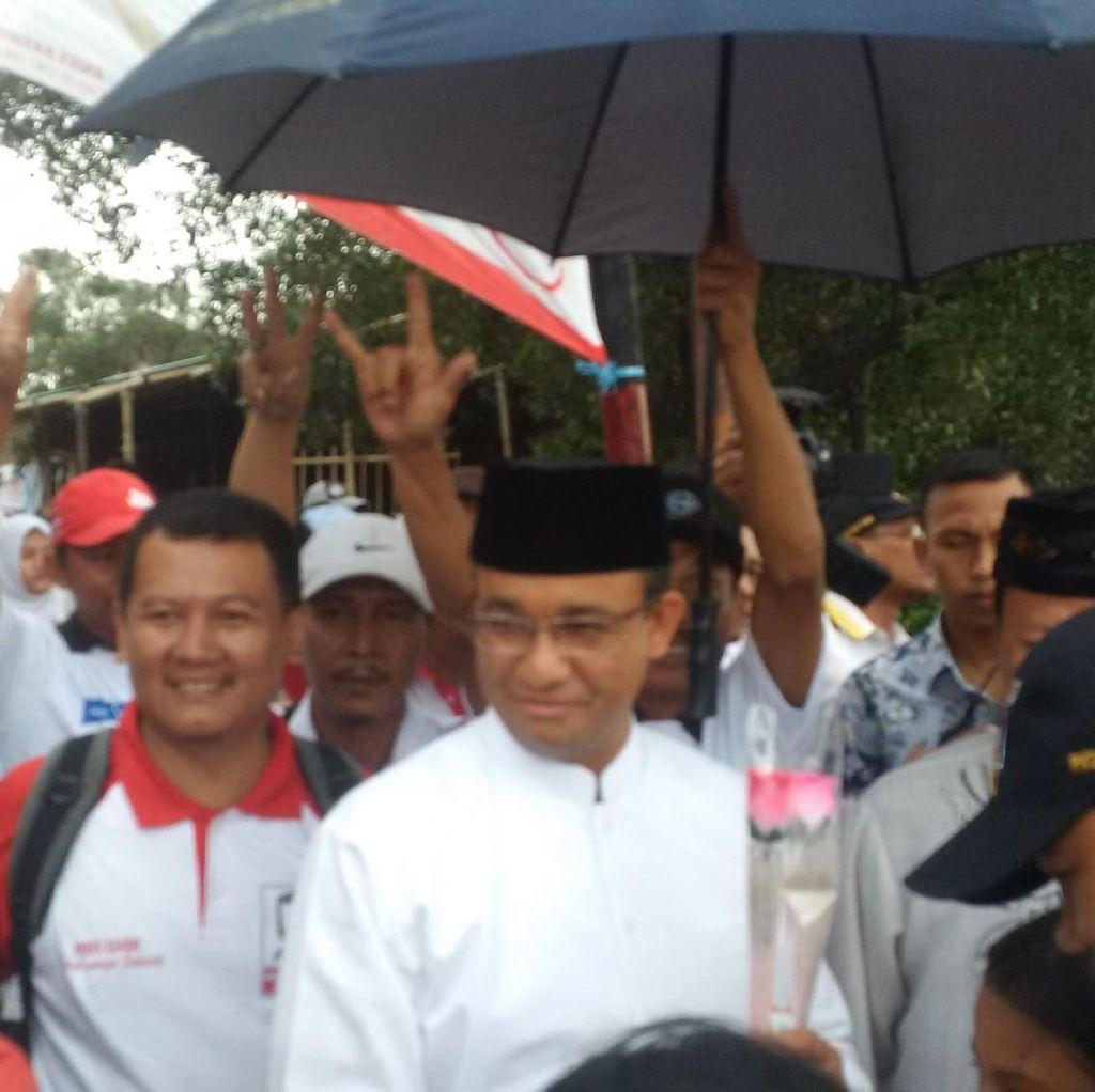 Semangati Timnas, Anies Baswedan Minta Indonesia Gulung Vietnam 3-0