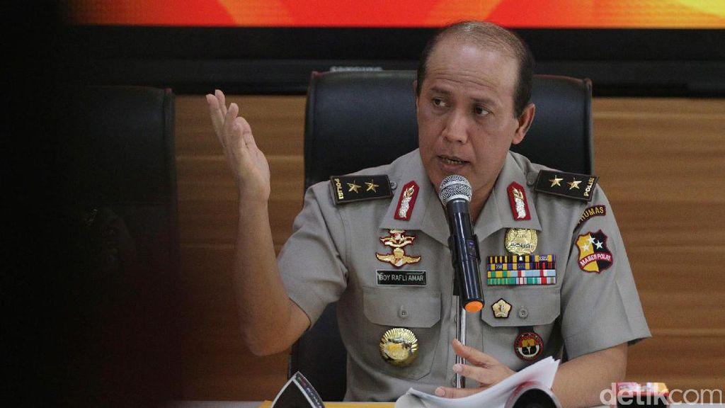 Polri Kantongi Hasil Pemeriksaan Belasan WNI Diduga Akan Gabung ISIS