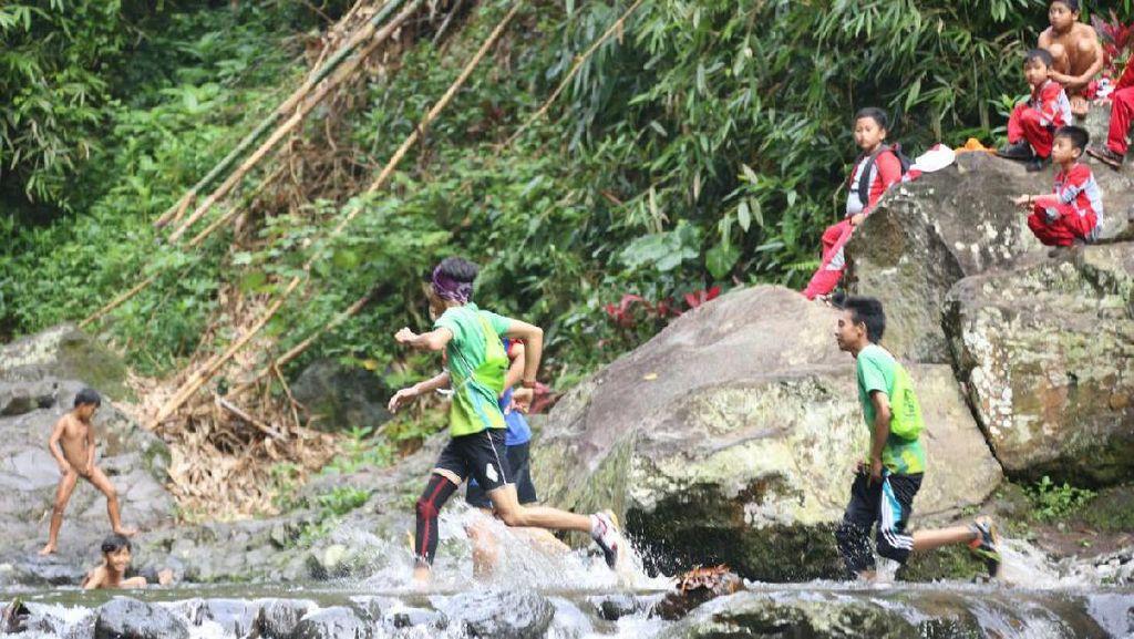 Banyuwangi Ijen Green Run 2016, Olahraga Sambil Berwisata Alam