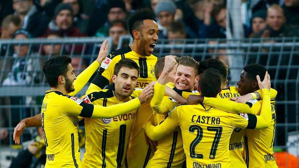 Dortmund Mengejar Rekor Gol di Fase Grup