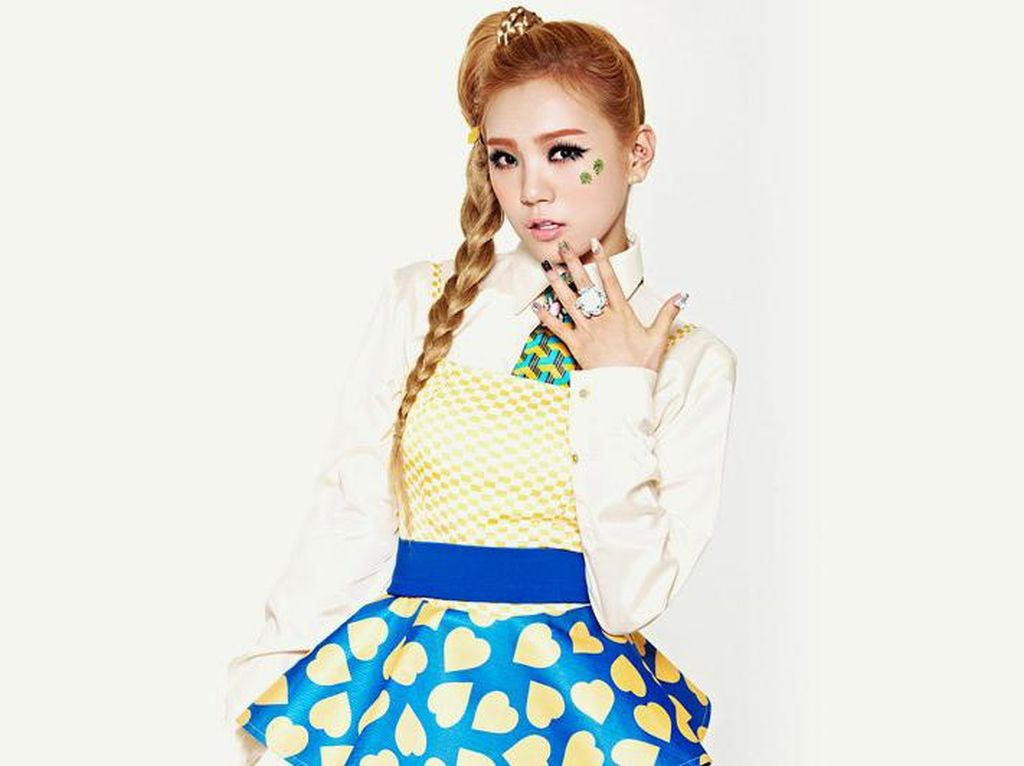 Lizzy Lulus dari After School