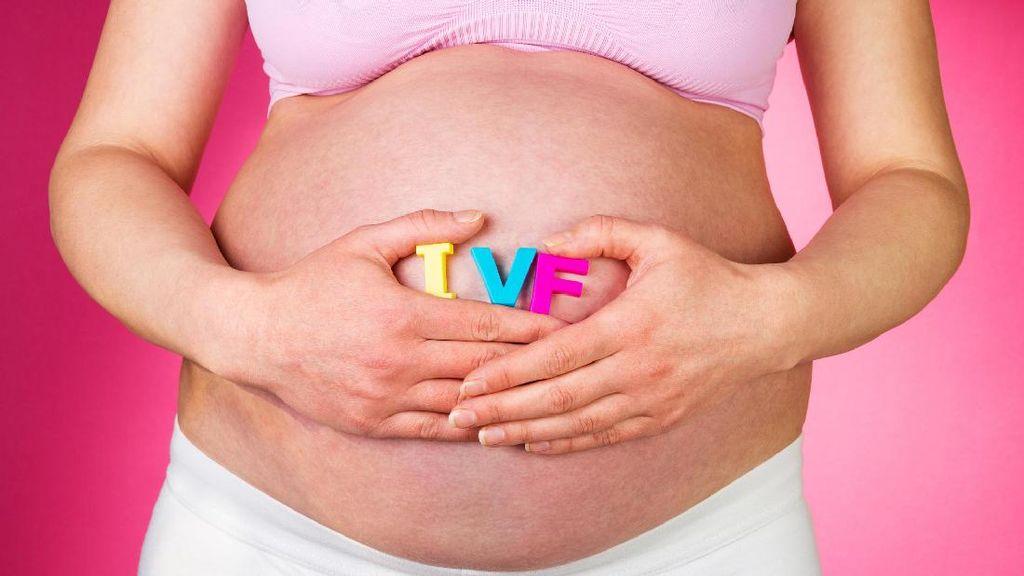 Kasus Langka, Ibu Ini Kena Stroke Saat Hamil karena Efek Samping Bayi Tabung