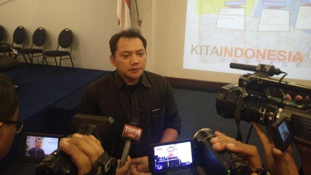 Panitia Tegaskan Aksi 412 di CFD Tidak Bermuatan Agenda Politik