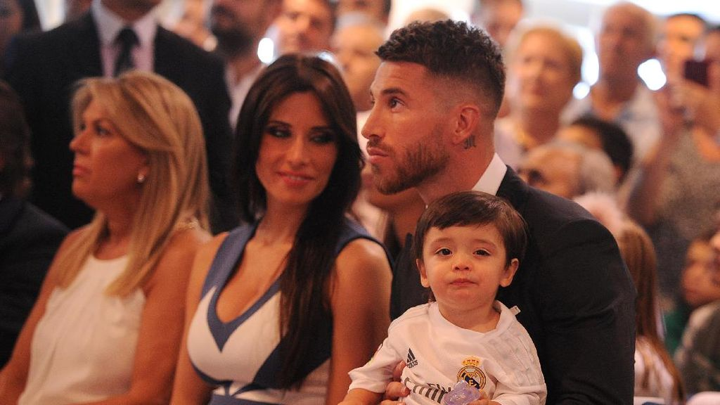 Ucapan Selamat dari Keluarga Untuk Sergio Ramos