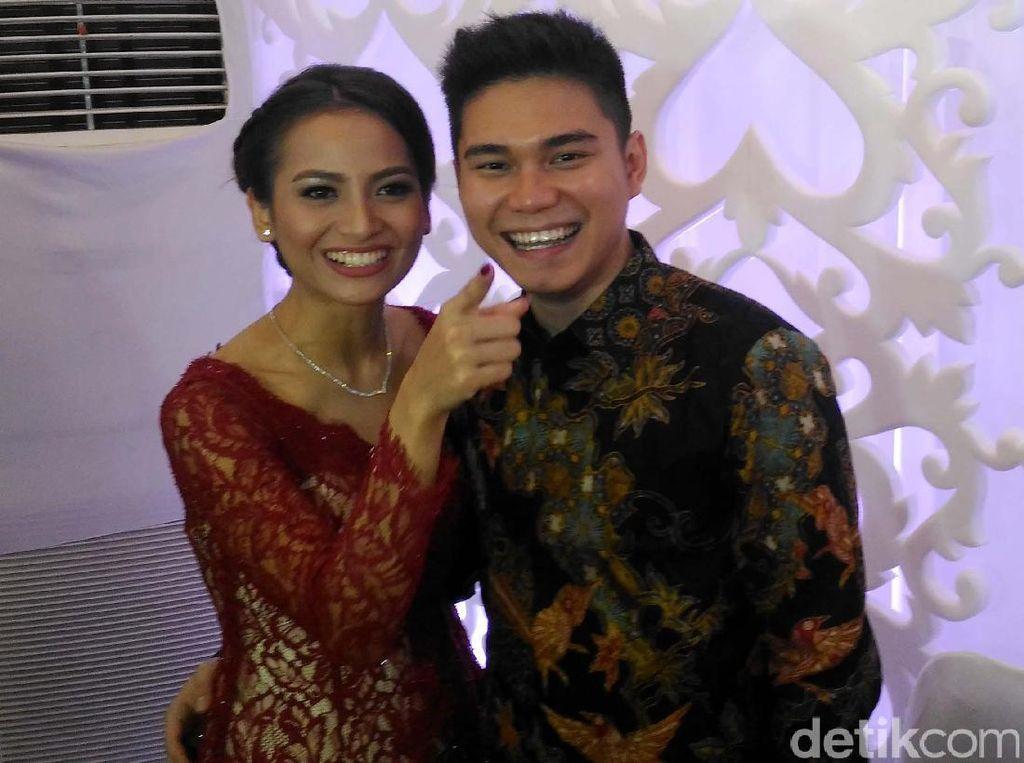 Suasana Lamaran Acha Septriasa dan Vicky Kharisma