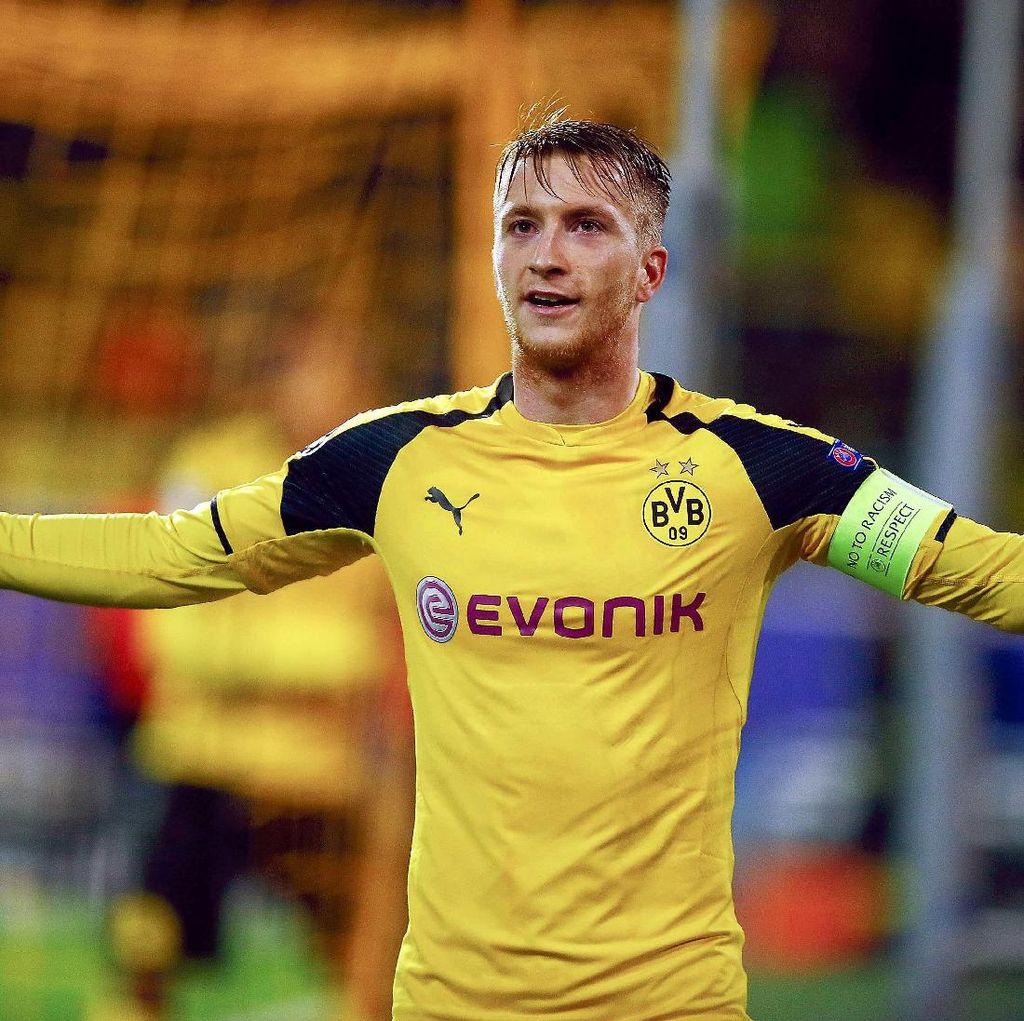 Dortmund Tanpa Reus hingga Awal April