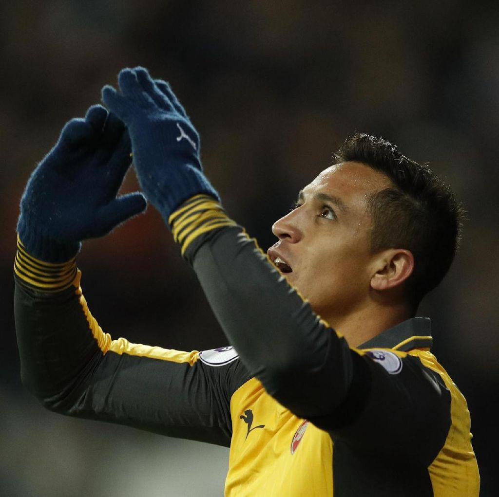 Soal Rumor Sanchez ke Chelsea, Wenger: Cuma Ada Satu Tim di London