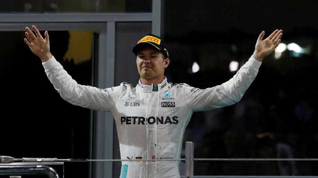 Lauda: Separuh Pebalap F1 Saat Ini Sudah Tawarkan Diri Gantikan Rosberg