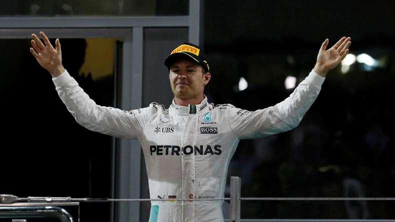 Rossi Terkejut Rosberg Pensiun, tapi Hormati Keputusannya