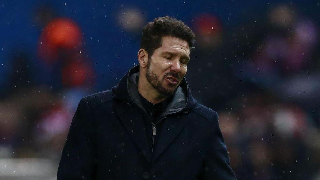Atletico Dibuat Frustrasi, Simeone Puji Pertahanan Espanyol