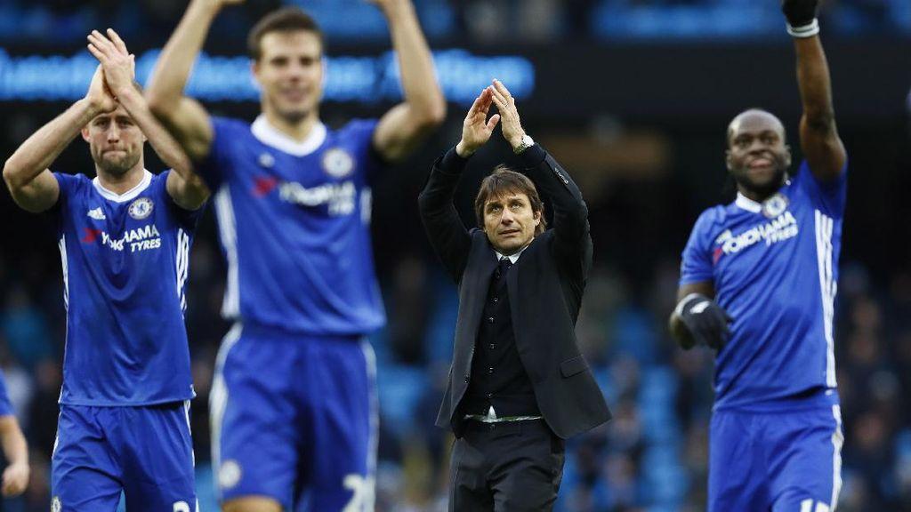 Rentetan Kemenangan Chelsea Berlanjut
