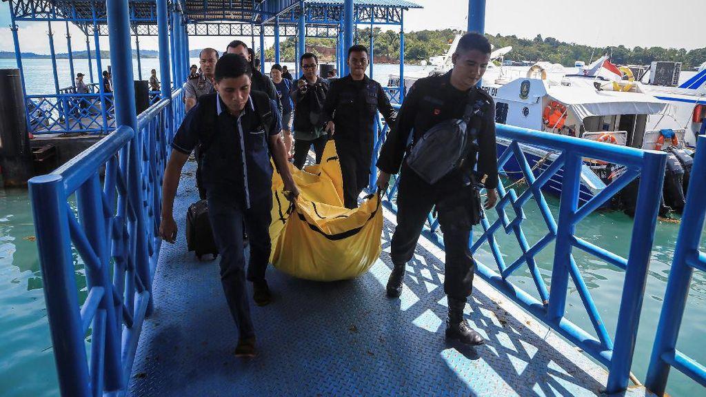 Pencarian Korban Pesawat Polri yang Jatuh di Kepri Dilanjutkan Besok