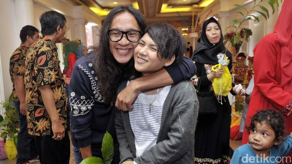 Aming dan Evelyn Berdoa Dapatkan Momongan Tahun Ini