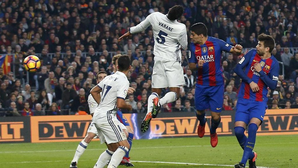Musim 2014-15 Menginspirasi Tekad Juang Barcelona