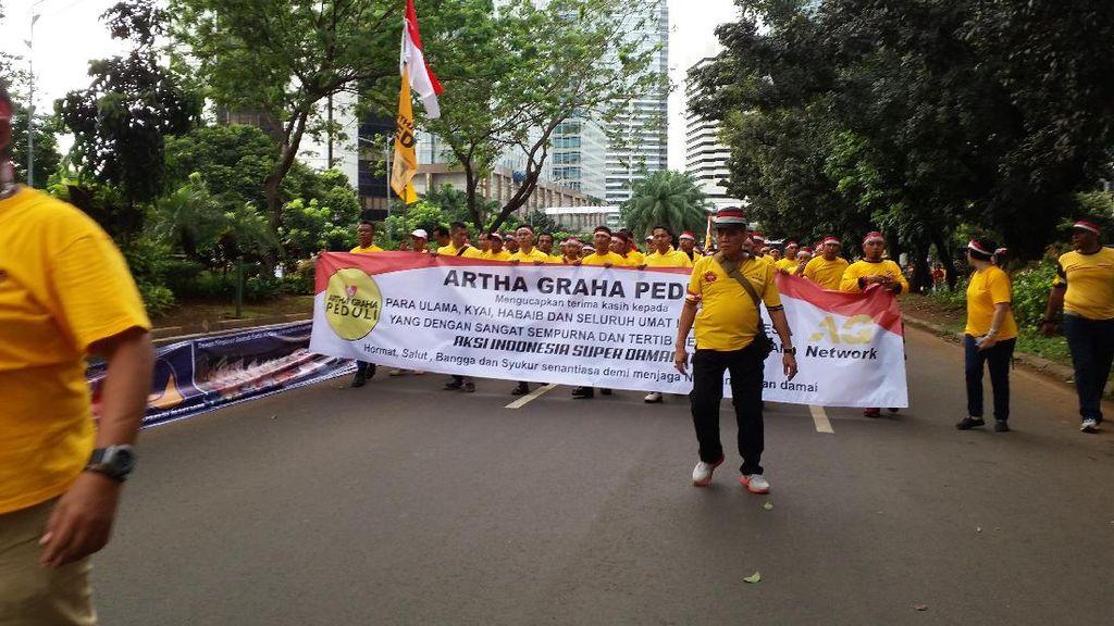 Ada Ucapan Terima Kasih ke Massa 2 Desember di Acara Parade Kebhinnekaan