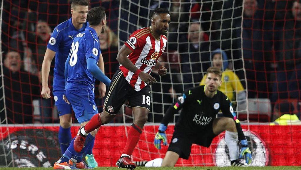 Dikalahkan Sunderland, Leicester Makin Terpuruk