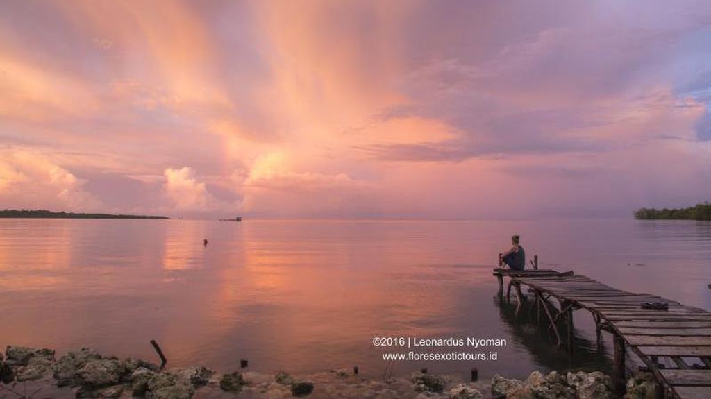 Melihat Damainya Alam Indonesia di Mentawai
