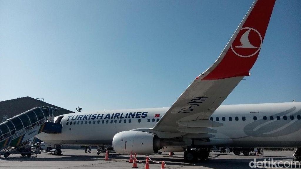 Asyik, Turkish Airline Akan Buka Rute Istanbul-Bali Tahun 2017