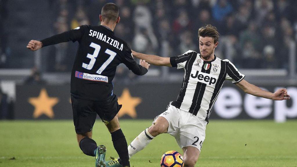 Juventus Tekuk Atalanta 3-1
