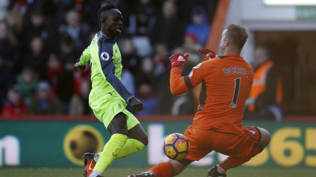 Liverpool Sementara Ungguli Bournemouth 2-0