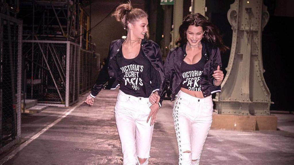 Bella dan Gigi Hadid Bersaing Jadi Model Terbaik Tahun ini