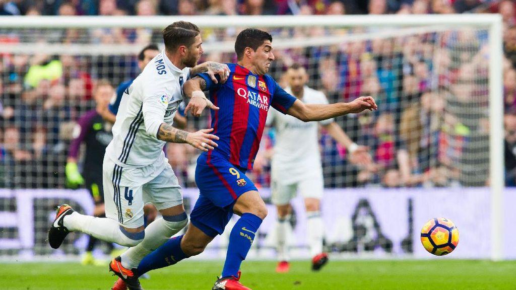 Barcelona Jaga Tren Bagus di Camp Nou, Madrid Belum Terkalahkan