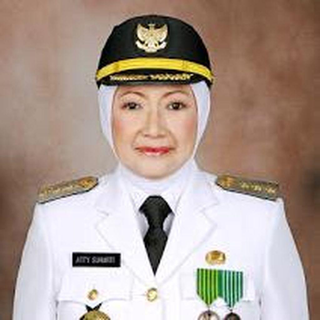 KPU Belum Batalkan Pencalonan Cawalkot Petahana Cimahi yang Ditangkap KPK