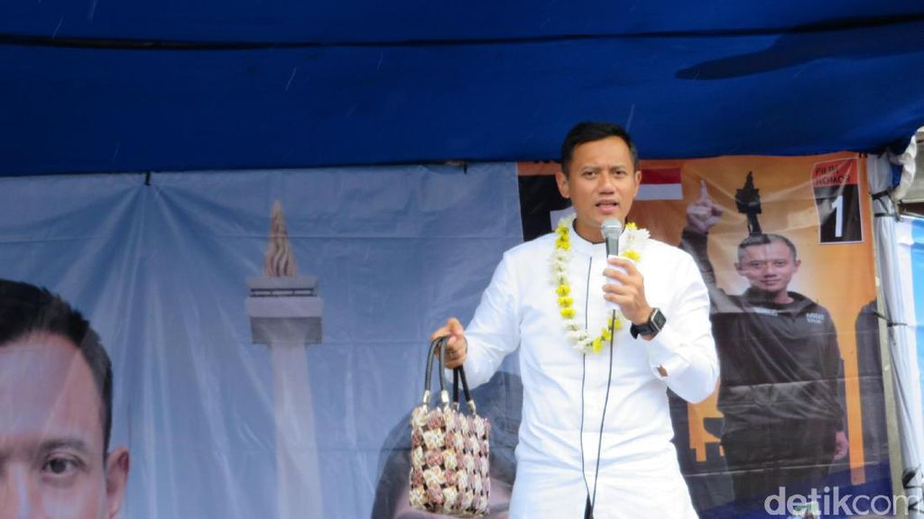Agus Yudhoyono Bicara UU ITE Sampai Pemilih Siluman
