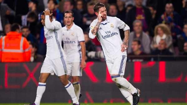 Sergio Ramos Si Juru Selamat Madrid